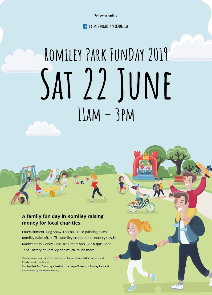Romiley Park Funday