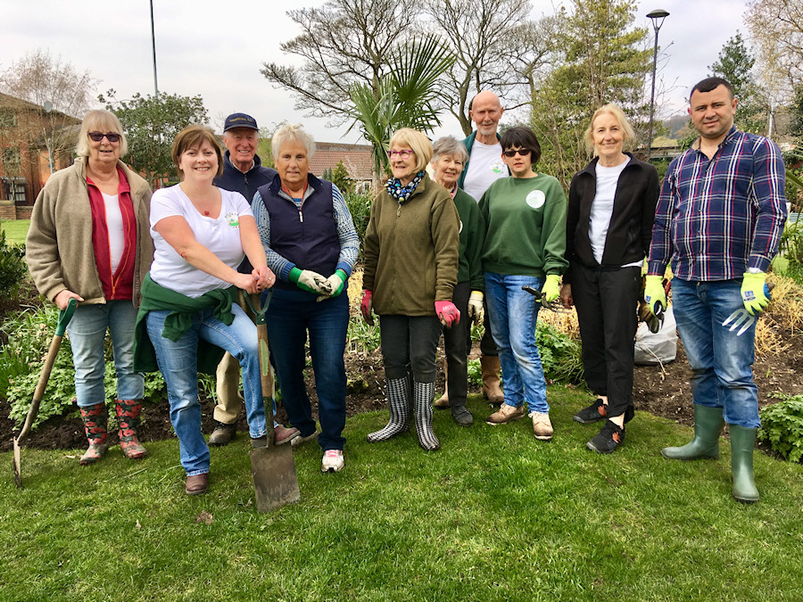 Friends of Romiley Park